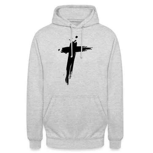 Cross - Hoodie unisex