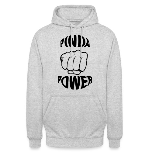 KIDS TSHIRT PINDA POWER - Hoodie unisex