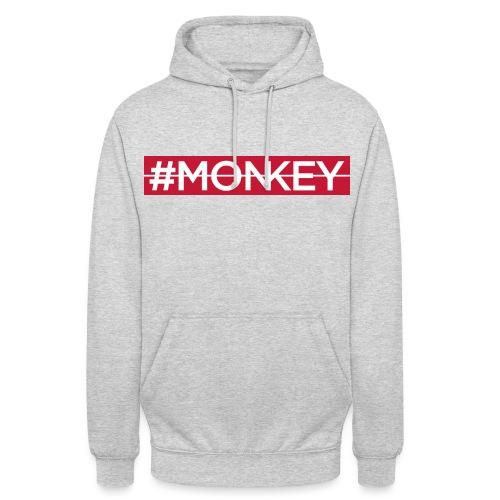 monkey2 jpg - Unisex Hoodie