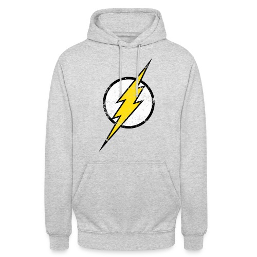 DC Comics Justice League Flash Logo - Unisex Hoodie