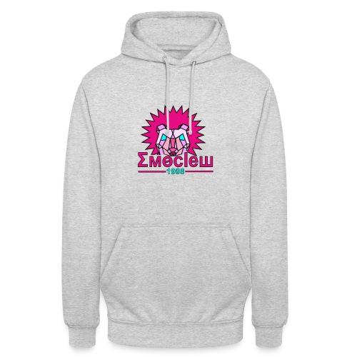 pink jtroy png - Sweat-shirt à capuche unisexe
