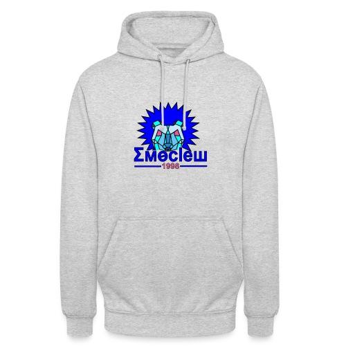 blue jtroy png - Sweat-shirt à capuche unisexe