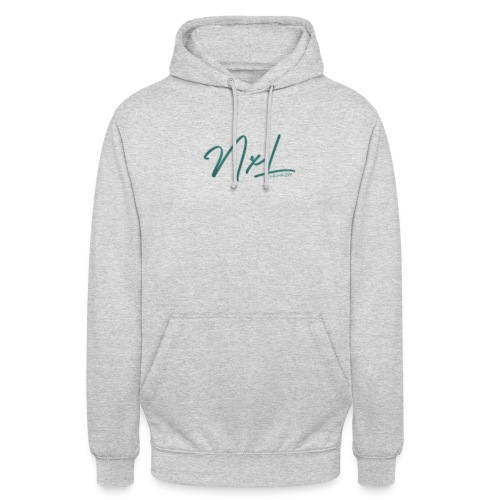 NxL marseille⭐ - Sweat-shirt à capuche unisexe