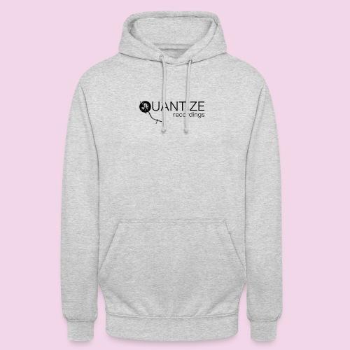 Quantize Black Logo - Unisex Hoodie