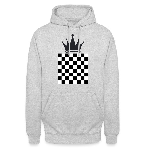 Schach König - Unisex Hoodie