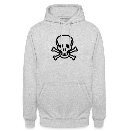 Skull and Bones - Unisex Hoodie