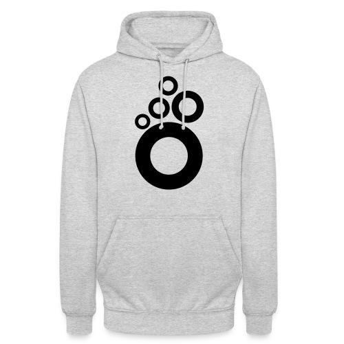 small logo rings - Luvtröja unisex