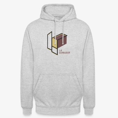Sweet du Corbu ( non-officiel ) - Sweat-shirt à capuche unisexe