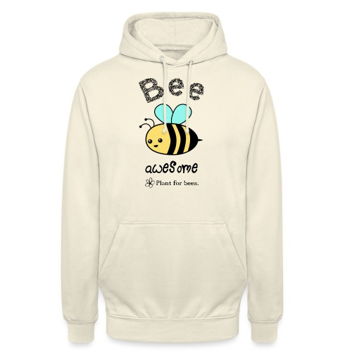 Bees2 - Protect the bees - Unisex Hoodie