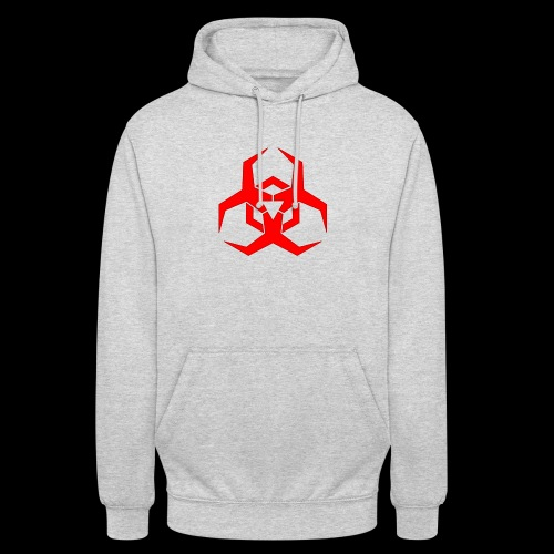 Radioaktive - Hættetrøje unisex