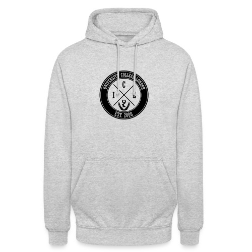 logo finished small - Unisex Hoodie