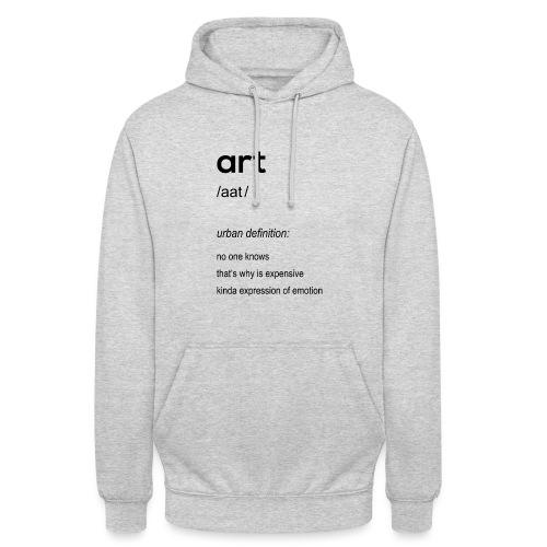 Art (art) - Unisex Hoodie