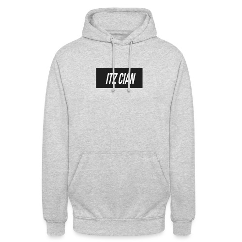ITZ CIAN RECTANGLE - Unisex Hoodie