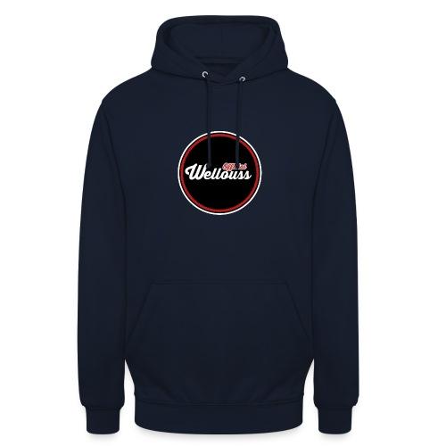Wellouss Fan T-shirt | Rood - Hoodie unisex
