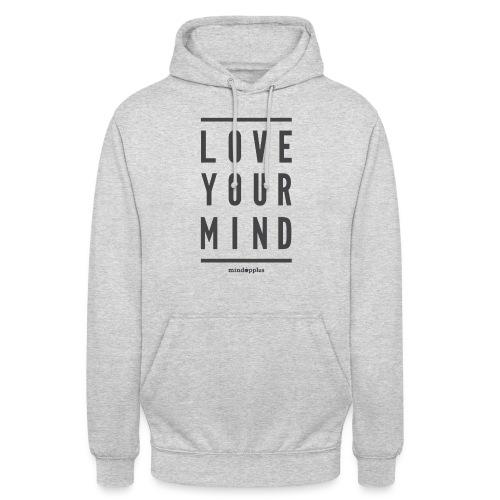 Mindapples Love your mind merchandise - Unisex Hoodie