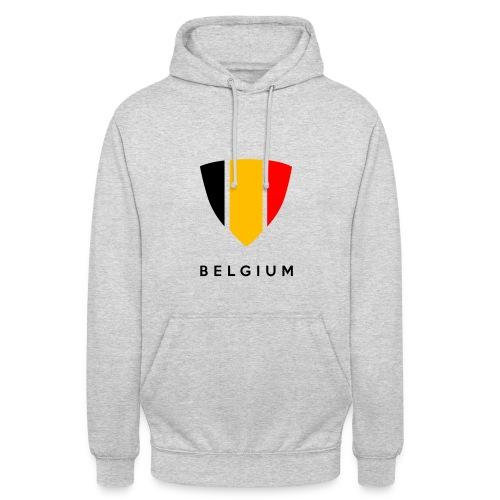 Bouclier de Belgique 2021 - Sweat-shirt à capuche unisexe