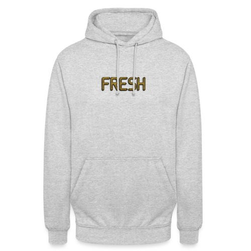 Limited Edition Fresh (Gold) Design - Unisex Hoodie