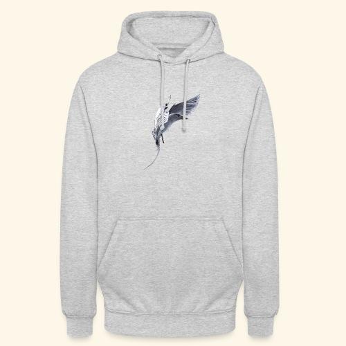 Weißschwanz Tropenvogel - Unisex Hoodie