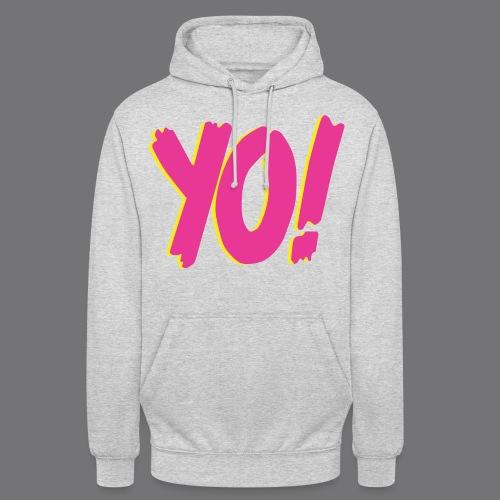 YO Tee Shirts - Unisex Hoodie