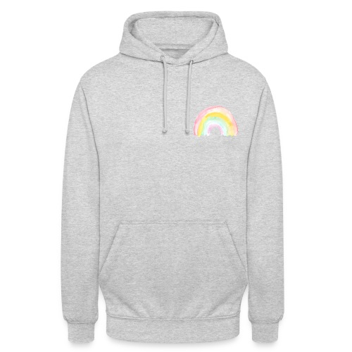 Pastell Rainbow - Unisex Hoodie
