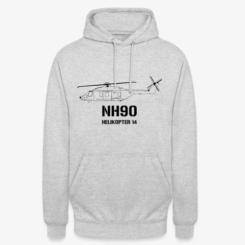 Helikopter 14 - NH 90 - Luvtröja unisex