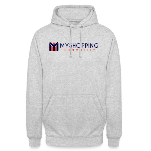 logo MYSC - Felpa con cappuccio unisex