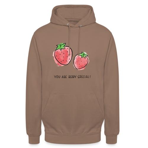 Fruit Puns n°1 Berry Special - Unisex Hoodie