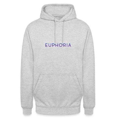 Euphoria - Hættetrøje unisex
