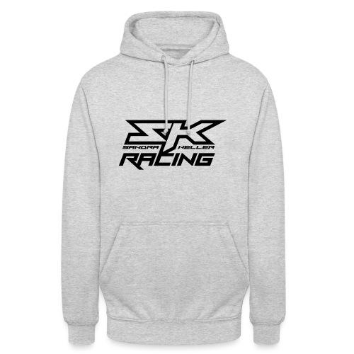 SK-Racing/schwarz - Unisex Hoodie