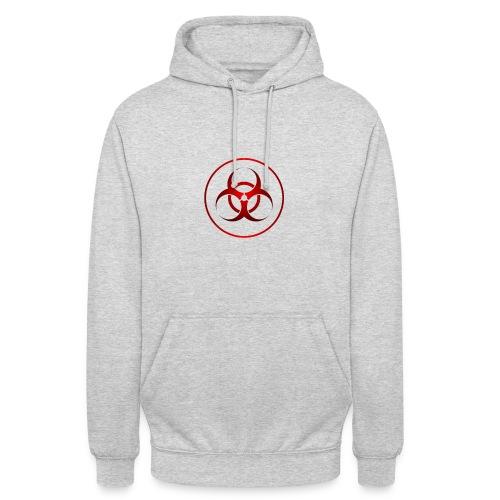 biohazard - Sudadera con capucha unisex