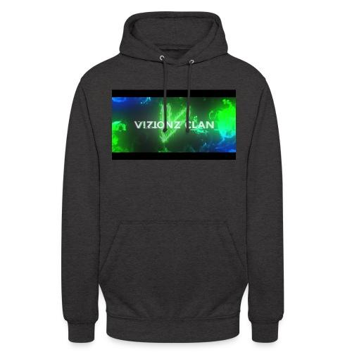 VizionzClan_Real - Unisex Hoodie