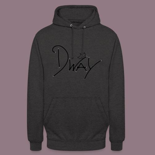 dway - Sweat-shirt à capuche unisexe