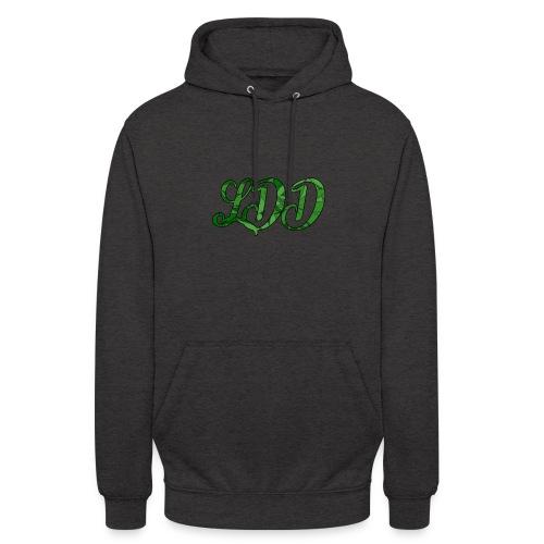 LDD T-Shirt Homme - Sweat-shirt à capuche unisexe