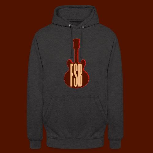 FSB Guitar Logo - Unisex Hoodie