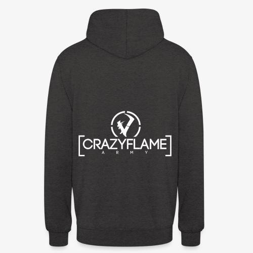 CraZyArmy Logo - Unisex Hoodie