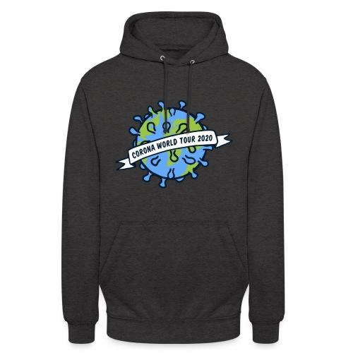 Corona World Tour - Sweat-shirt à capuche unisexe