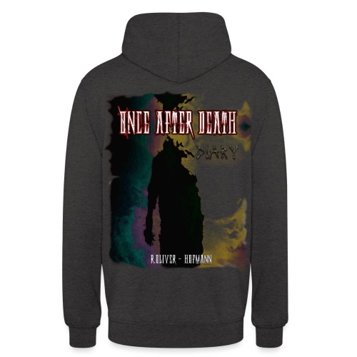 OADDIARY COVERblank png - Unisex Hoodie