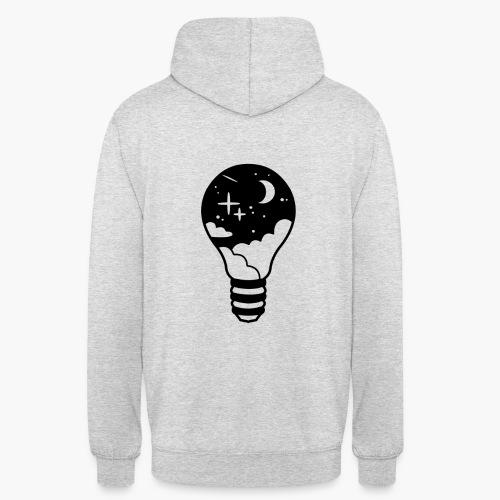 Le Ciel Dans Une Ampoule - Sweat-shirt à capuche unisexe