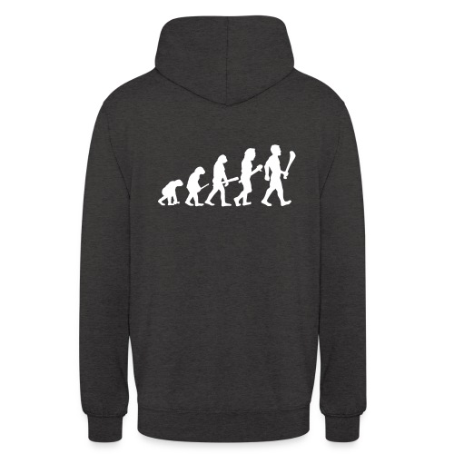 gaa evolution artwork2 - Unisex Hoodie