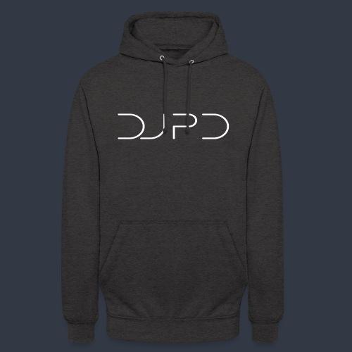 DJ PD white - Unisex Hoodie