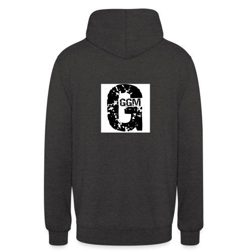 GGM logo på rygg - Unisex-hettegenser