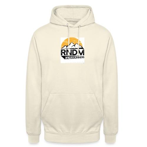 RndmULTRArunners T-shirt - Unisex Hoodie