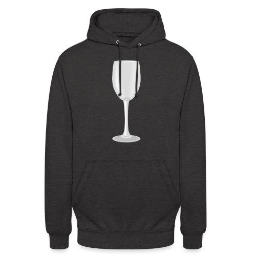 Wijn - Hoodie unisex