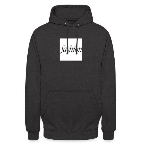 fashion - Hoodie unisex
