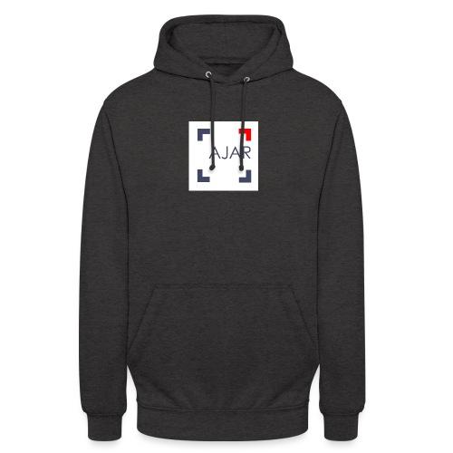 AJAR Logo - Sweat-shirt à capuche unisexe