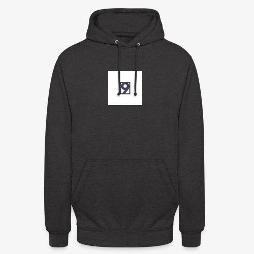 9 Clothing T SHIRT Logo - Unisex Hoodie