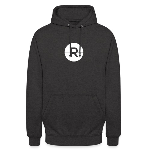 REVIVED Small R (White Logo) - Unisex Hoodie