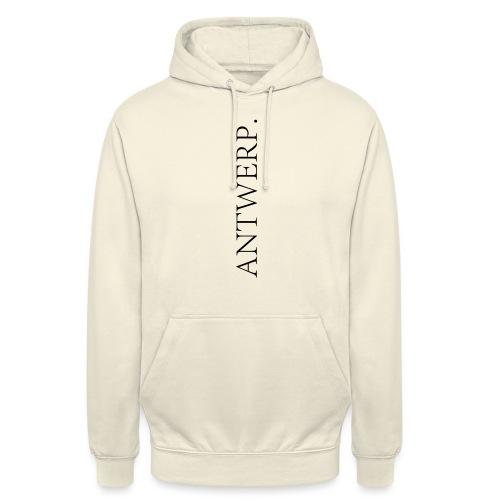 ANVERS - Sweat-shirt à capuche unisexe