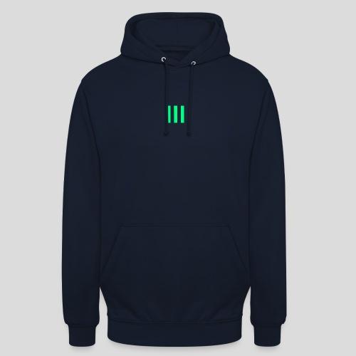 III Logo - Unisex Hoodie