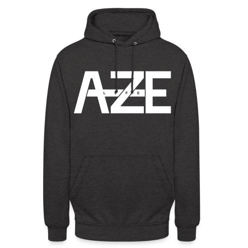 AL weiß hoodie - Unisex Hoodie